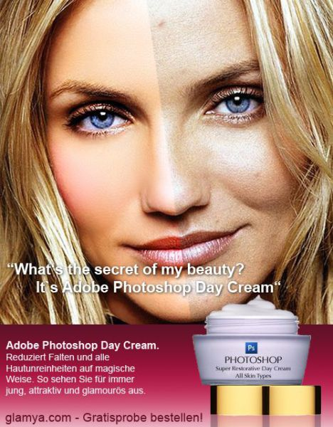 Adobe Photoshop Day Cream Barnorama
