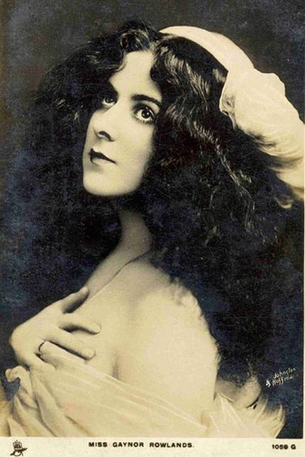 06 Gambar Gambar Wanita Tercantik 100 Tahun Dulu