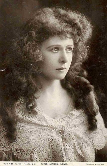 Beautiful Woman Past