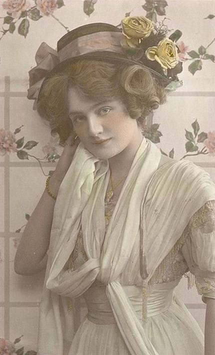 15 Gambar Gambar Wanita Tercantik 100 Tahun Dulu