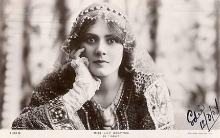 18 Gambar Gambar Wanita Tercantik 100 Tahun Dulu