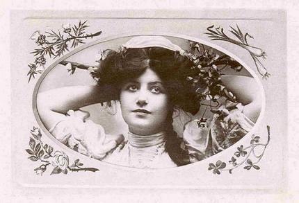 20 Gambar Gambar Wanita Tercantik 100 Tahun Dulu