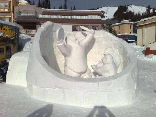 sculptures