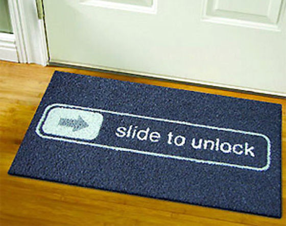 Funny door mats barnorama - Novelty welcome mats ...