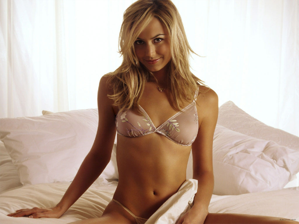 Sexy stacey keibler pic