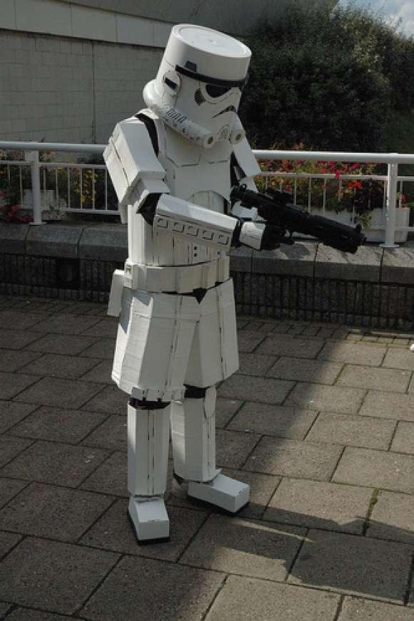 Штурмовик звездные войны костюм своими руками