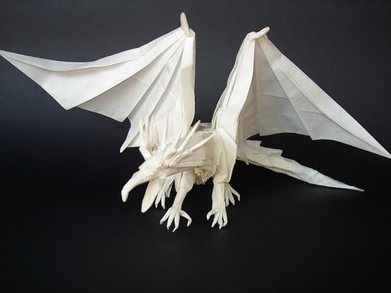 Amazing Origami Paper Artwork Barnorama