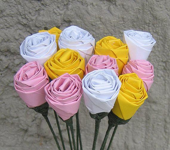 Что можно сделать своими руками цветы