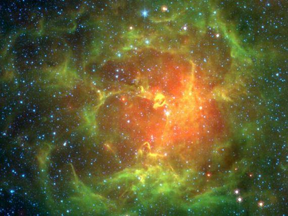 Beautiful Nebulas - Barnorama