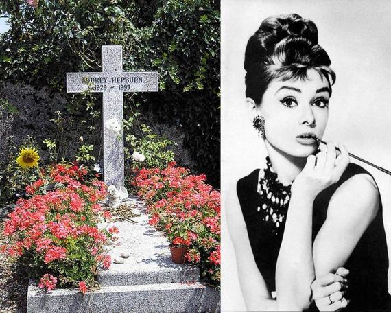 famous people of the twentieth century and their graves