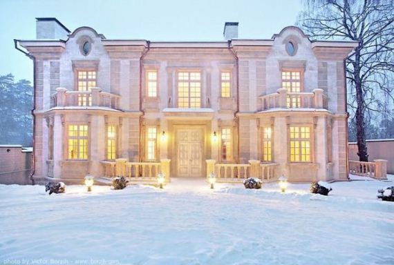 Russian Oligarchs Live