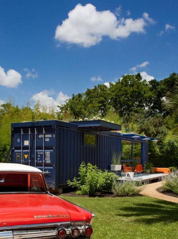 transformar un contenedor en una casa