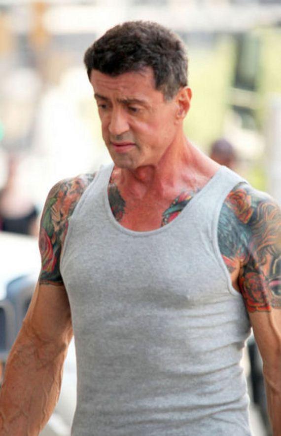 Rambo Turned 65 Years Old - Barnorama