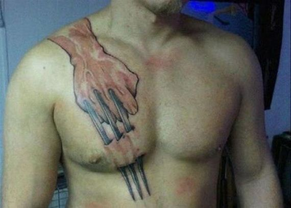 27 - Weird Tattoos! - Weird and Extreme