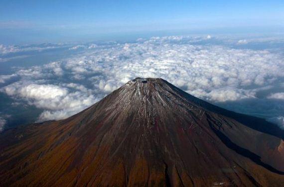 Beautiful Volcanoes Barnorama