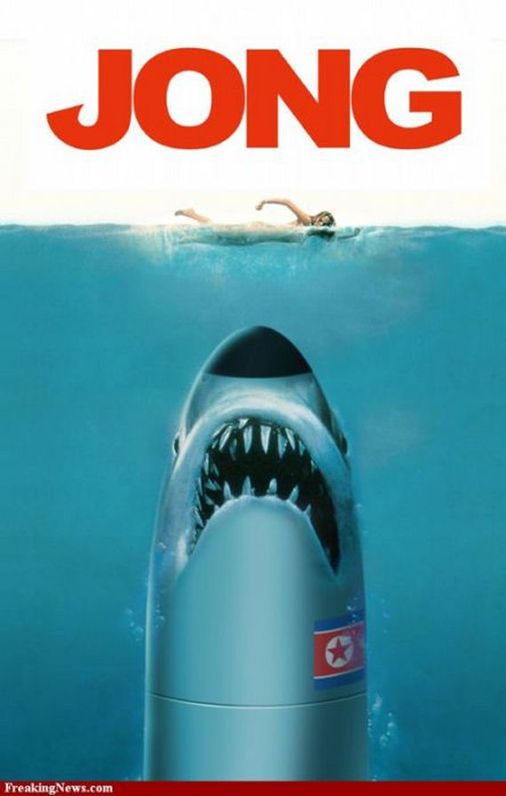 Funny Spoofs Of The Jaws Movie Poster Barnorama
