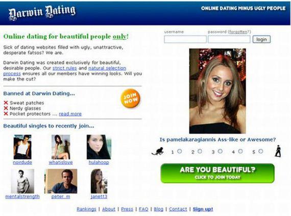 Weirdest online dating sites