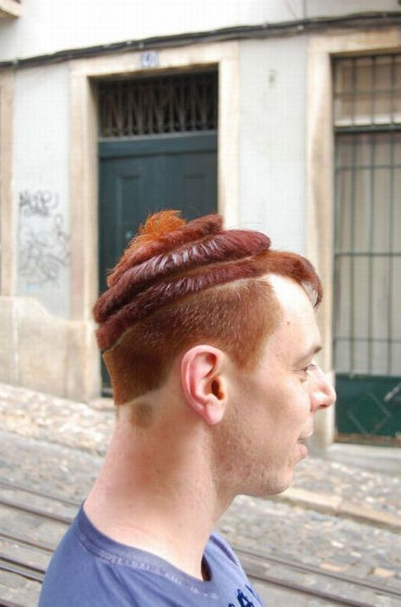 proxy - Weird hairstyles... - Weird and Extreme