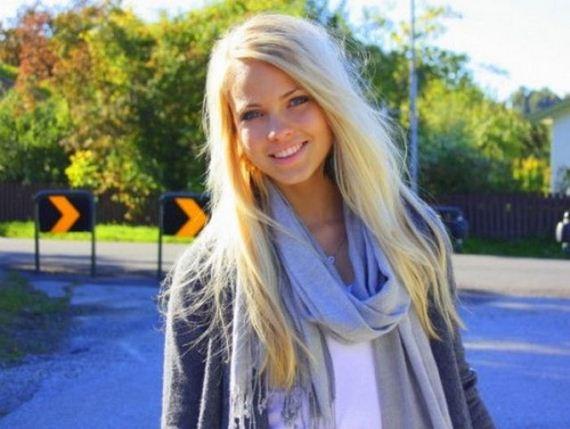 Emilie Voe The Prettiest Norwegian Blogger Barnorama