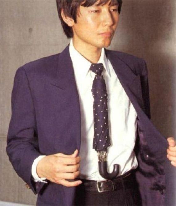 proxy - Fashionista's necktie - Fashion Trend