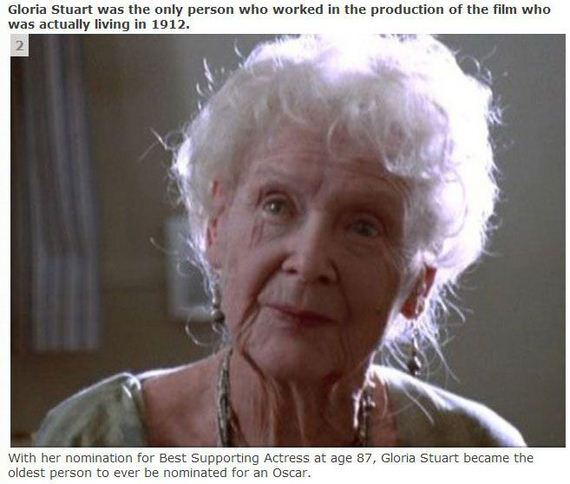 Very Interesting Facts About the Movie Titanic - Barnorama