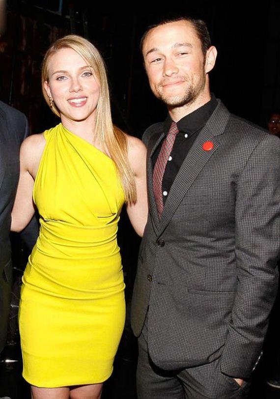 Men Of Scarlett Johansson