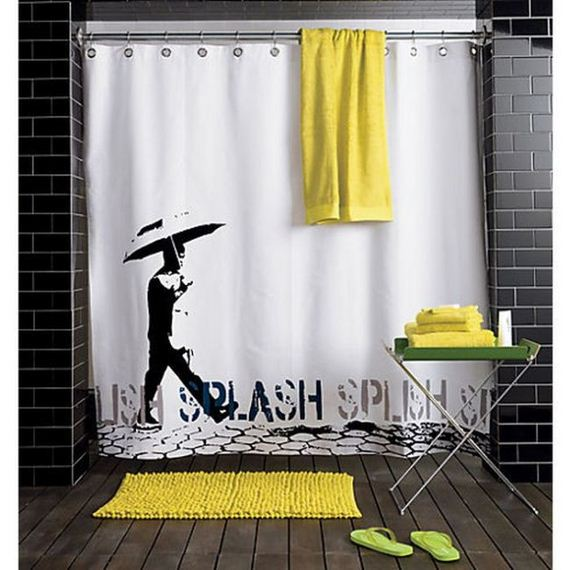 Creative Shower Curtains | Barnorama