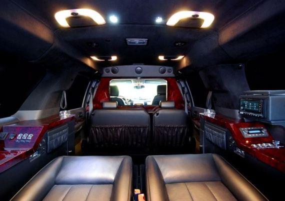 Becker Cadillac Escalade ESV - Barnorama