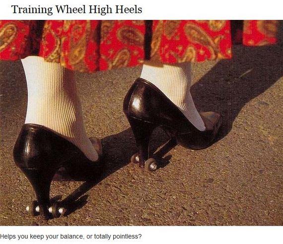proxy - Invention para sa maglisod mogamit og high heels... - Fashion Trend
