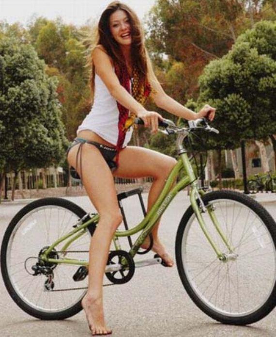 Im A Fan, Love Girls On Bikes - Barnorama-9549