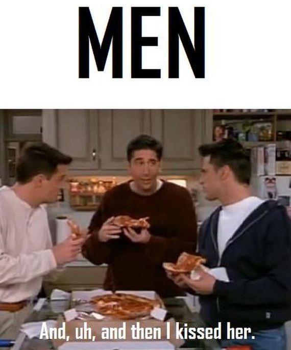 14 - Men Vs. Women Redux - Love Talk