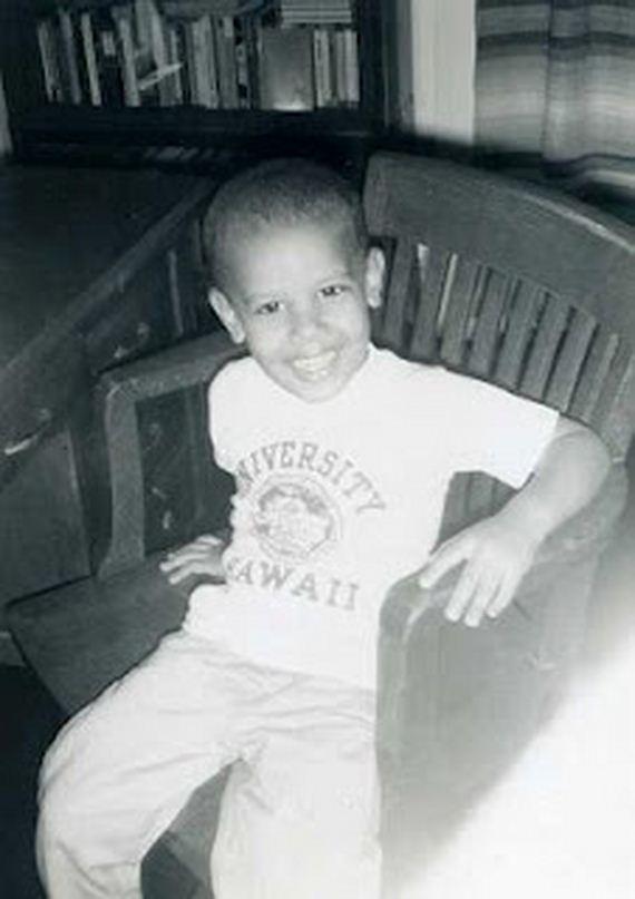 barack obama baby picture - photo #1
