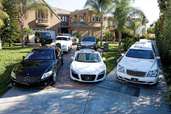 Mafia  Exotic Class Cars