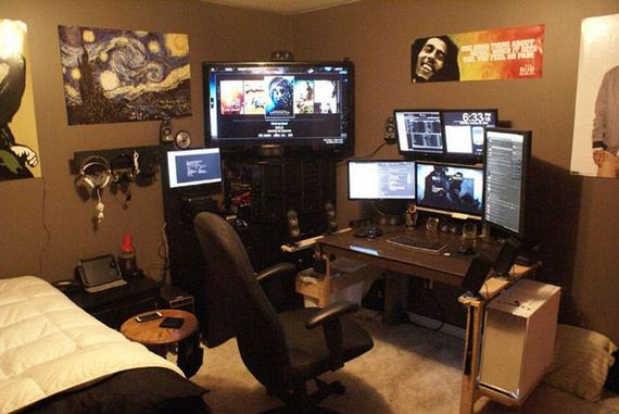 Amazing Battlestations