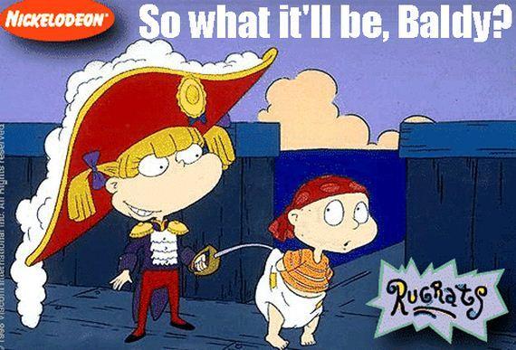 Angelica-Rugrats