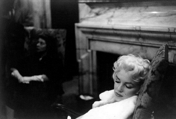 Candid Photos Of Marilyn Monroe In New York Barnorama