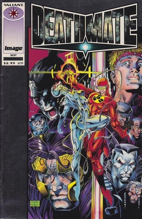 Comic Books That Came Out 20 Years Ago Barnorama