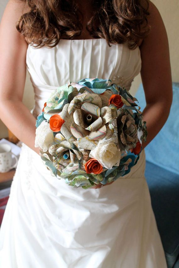 Cute-Quirky-Wedding-Bouquet