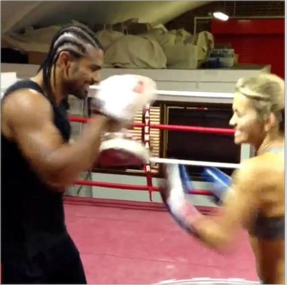 David-Haye-Rita-Ora-Spars-Boxing-Champ-David