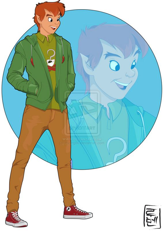 Disney-Characters-As-Modern-Day-College-Students