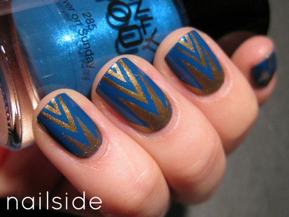 Gorgeous-Great Gatsby-Inspired-Manicures
