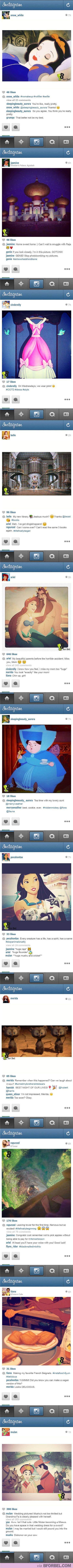 If-Disney-Princesses-Had-Instagram