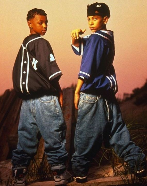 Kris Kross Then and Now