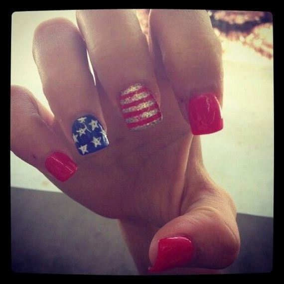 Patriotic-Nail-Art-Ideas-For