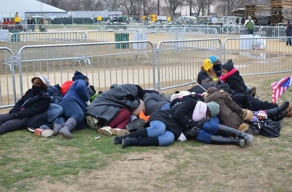 People Who Slept Through The Inauguration