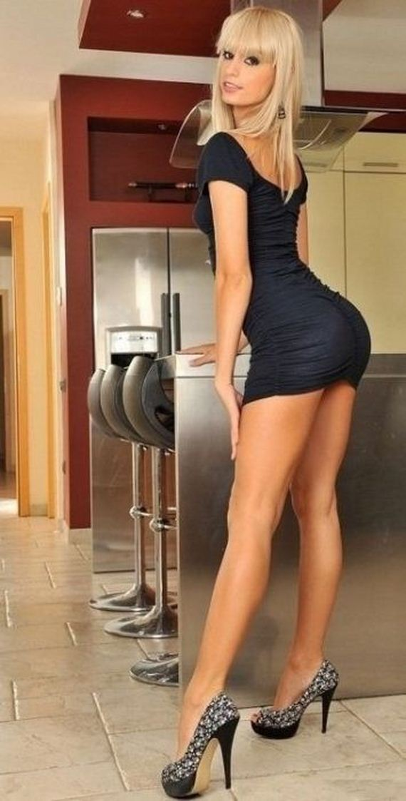 dresses tight Black in girls