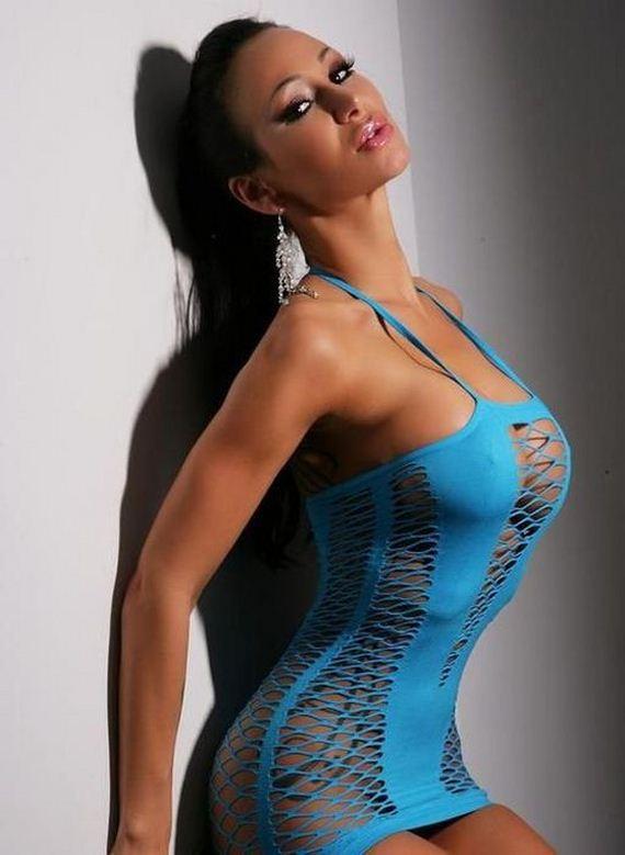 Фото женщины в секси платьях