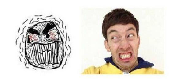 Rage Faces Guy