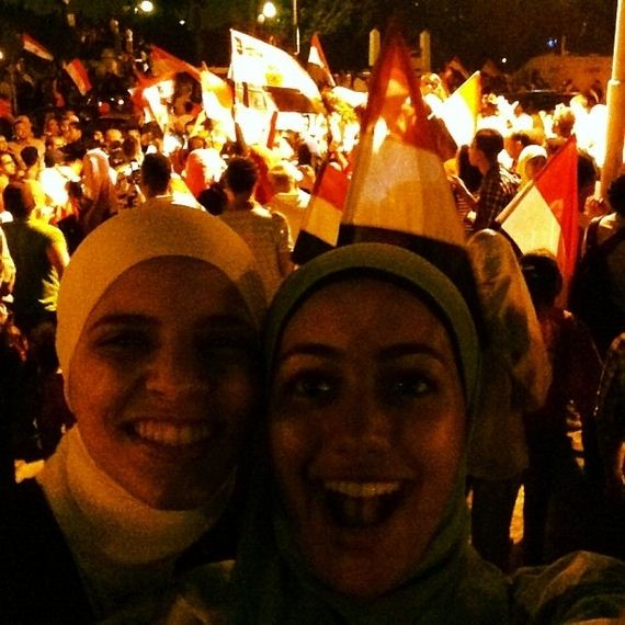 Selfies-From-Tahrir-Square