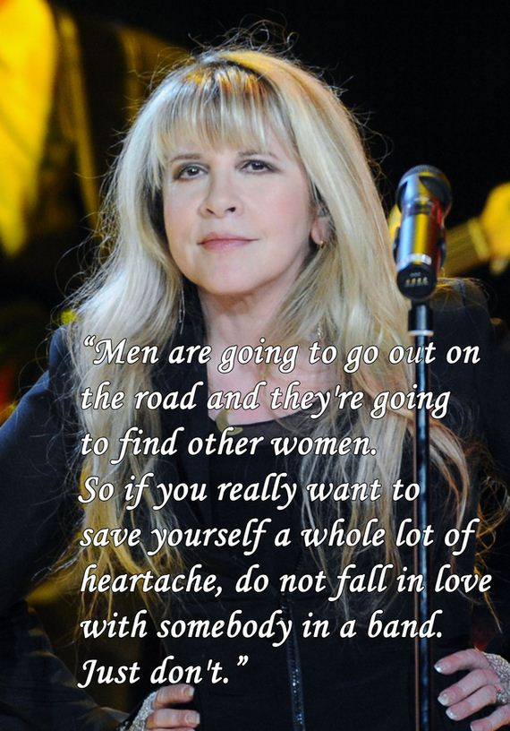 Stevie Nicks Quotes To Live By - Barnorama